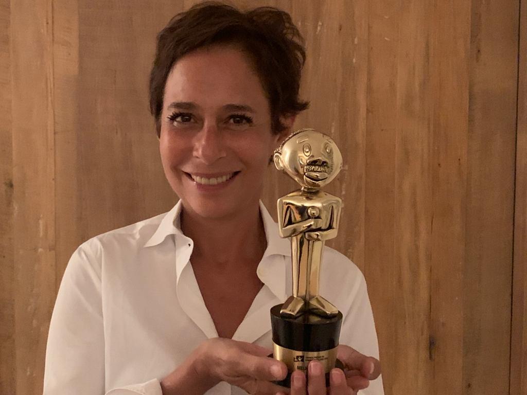Andrea Beltrão - Melhor Atriz